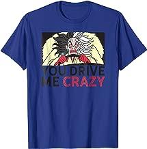 Disney Cruella De Vil Drive me crazy T-shirt