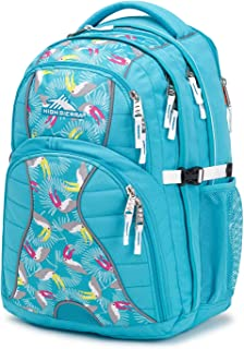 High Sierra Swerve Laptop Backpack, 17-inch Laptop Backpack for High School or College, Ideal Gaming Laptop Backpack