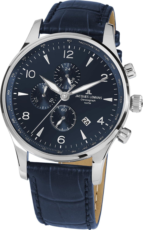 Jacques Lemans Reloj de caballero 1-1844ZC