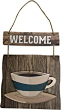 Creative Motion 22242-1 Welcome Coffee Sign