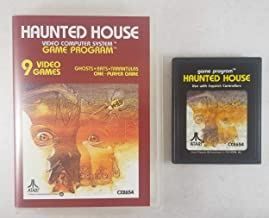 Haunted House Sears Telegames Atari 2600