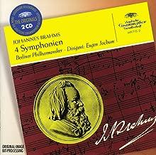Best brahms symphonies jochum Reviews