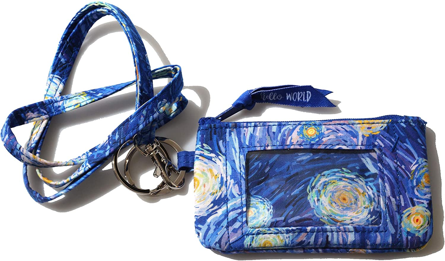 ID Free shipping Case Wallet with Lanyard Zip Sale price Fashion Women's