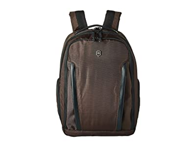 Victorinox Altmont Professional Essential Laptop Backpack (Dark Earth) Backpack Bags