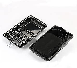 Panari 17211-899-000 Air Filter + Housing Cover for Honda GX240 GX270 GX340 GX390 EB3500X EB3800X EB4000 EM3000 EM3500X EM3800SX Portable Generator