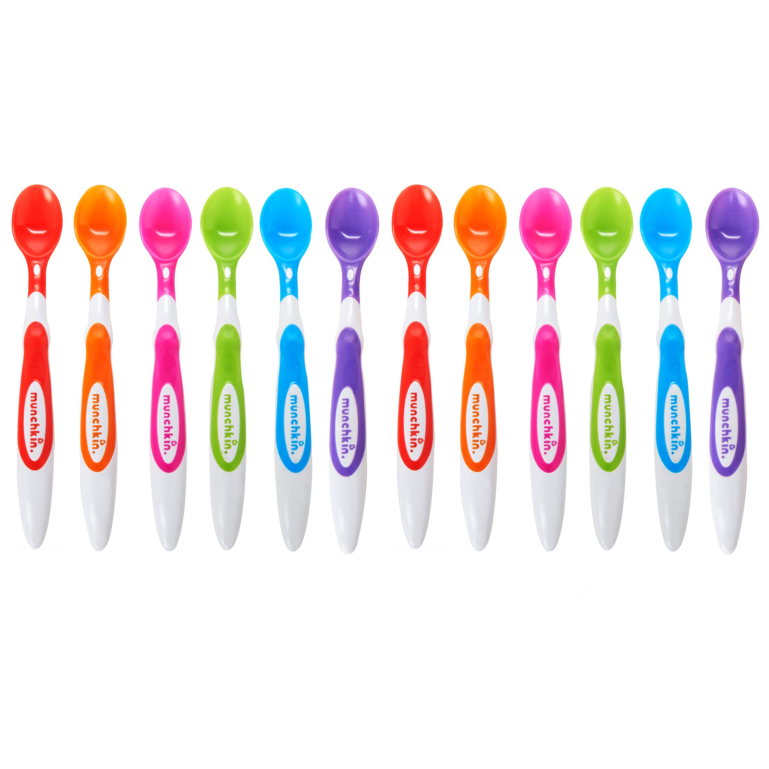 Munchkin Piece Soft Tip Infant Spoons
