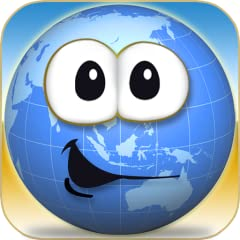 - More than 1000 unique questions - 193 flash cards -- one for each country! - Interactive maps of the continents - Collect all 193 countries and track your progress on personalized maps - Earn FREE bonus games: Map It! and Pile Up! - Play in English...