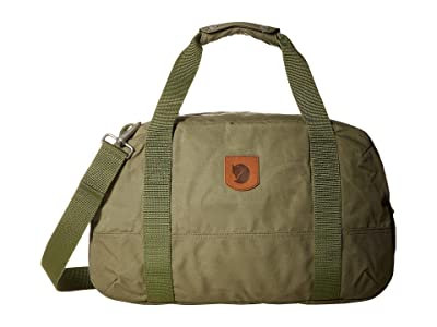 Fjallraven Greenland Duffel 20 (Green) Handbags