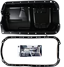 Engine Oil Pan and Gasket Kit for Honda Accord Odyssey Acura CL Isuzu Oasis 2.3L