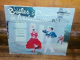 Bailes Y Cantos De Andalucia 7