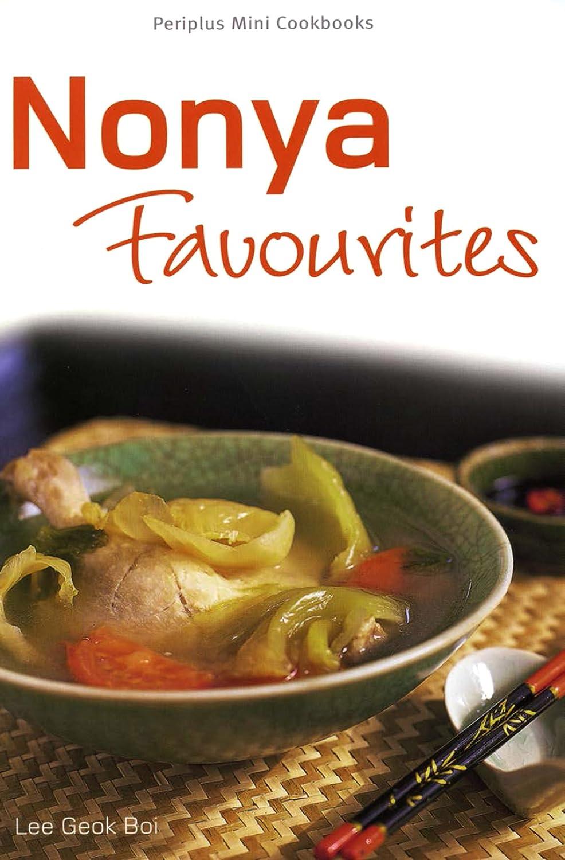 Mini Nonya Favourites (Periplus Mini Cookbook Series) (English Edition)