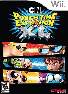 Cartoon Network: Punch Time Explosion XL - Nintendo Wii