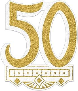 50th anniversary crest