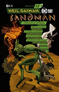 Biblioteca Sandman Vol. 06: Fábulas y reflejos (Biblioteca Sandman (O.C.))