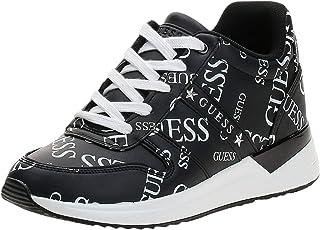 GUESS womens RAVYN Sneaker