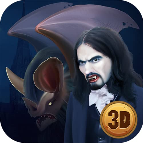 Vampire Night Soul: Survival Simulator 3D | Attacking Strategy Games