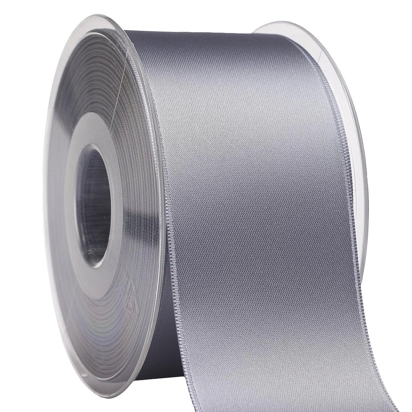 035 Swiss Satin 03550/25-036 Fabric Ribbon, 2
