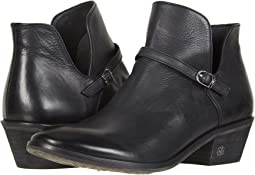 Black Veg Calf Leather