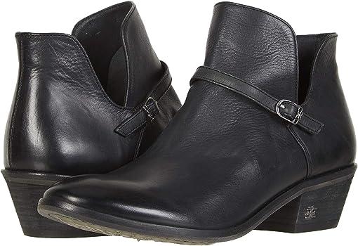 Black Veg Calf Leather