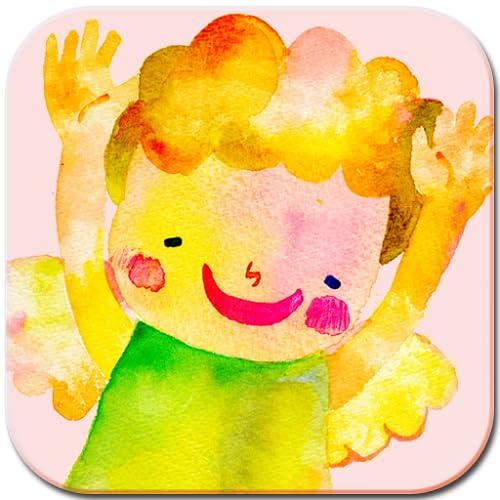 『佐藤玲奈 絵本アプリ『ミラックル 好きなことをしよう』』の1枚目の画像