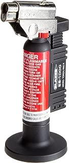 Blazer ES1000 Angled Head Butane Micro Torch, Black