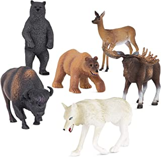 Terra by Battat - North American Animals Set 2