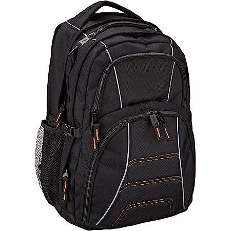 Amazonベーシック バッグパック PCケース ノートパソコン ビジネスバッグ ~17インチ