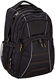 Amazon Basics Laptop Computer Backpack - Fits Up To 17 Inch Laptops