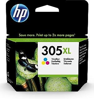 HP 305XL Tri-color Original Ink Cartridge 3YM63AE