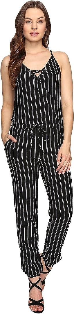 Brigitte Bailey - Leigh Spaghetti Strap Jumper with Front Tie