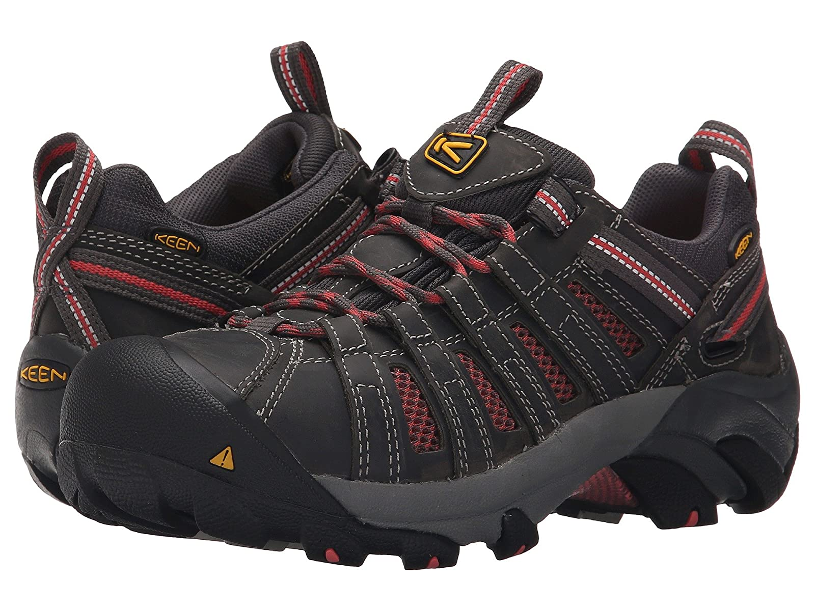 Keen Utility Flint LowAtmospheric grades have affordable shoes