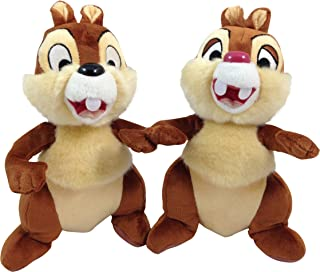 Chip & Dale Plush - 9 by Disney