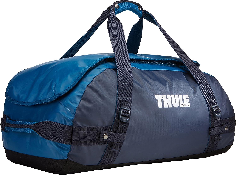 Thule Chasm Sport Duffel Bag, Blackest blueee Poseidon, 70 L