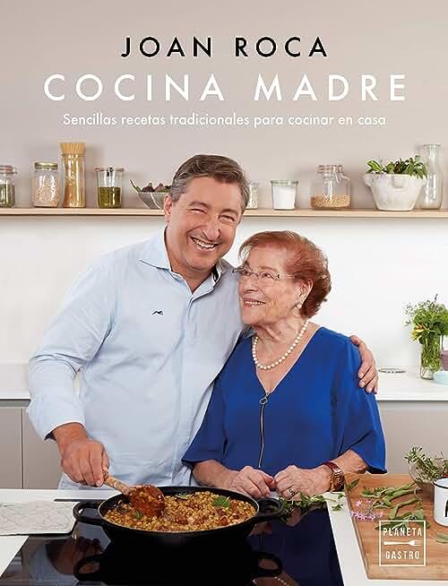 Cocina madre: Recetas sencillas y tradicionales para cocinar en casa (Spanish Edition)