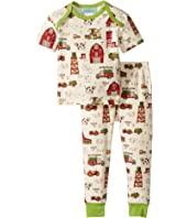 Short Sleeve Long Pants Set (Infant)