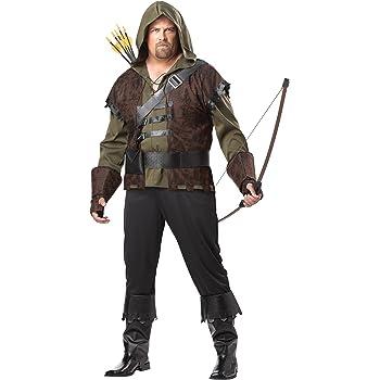 California Costumes 01695 - Disfraz De Robin Hood Arquero Para Los ...
