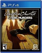 Agatha Christie - The ABC Murders  - PlayStation 4