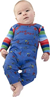 Best baby costume chucky Reviews