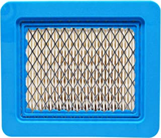 Replacement 491588S Air Filter for John Deere, Briggs & Stratton, Toro, Stens - Compatible with John Deere Js30, John Deere Js20, John Deere 14pz, John Deere 14sz, Briggs & Stratton 491588s