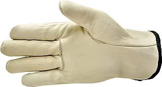 G & F 6003XL-3 Premium Genuine Grain Cowhide Leather Gloves, 3-Pair, X-Large