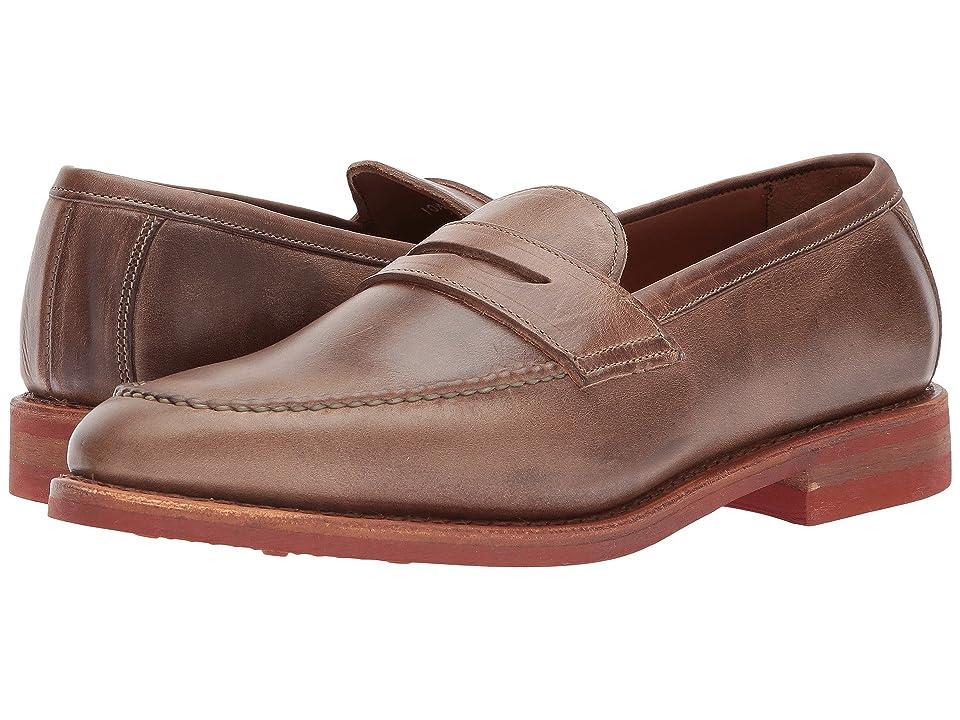 Allen Edmonds Addison (Natural Chromexcel Leather) Men