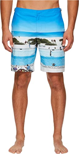 Orlebar Brown - Dane Photographic Shorts