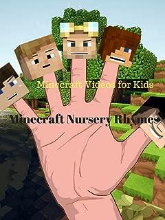 Minecraft Videos for Kids: Minecraft Nursery Rhymes