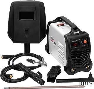 comprar comparacion Linea Soldador Inverter 300A 15 KVA de Potencia Tecnologia IGBT Corriente Continua DC MMA Pantalla Incluye 2 Electrodos, C...