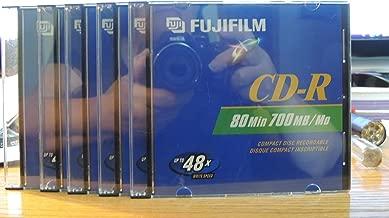 Best fujifilm cd r 80min 700mb Reviews