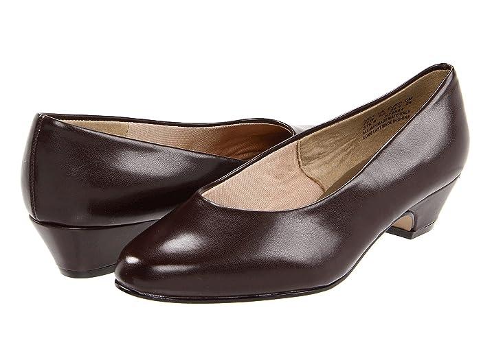 Soft Style  Angel II (Brown Elegance) Womens 1-2 inch heel Shoes