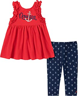 Nautica Sets (KHQ) Girls' Legging Set