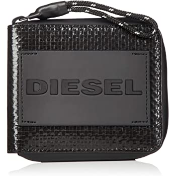 Diesel Mens Money Zippy Hiresh S-Wallet