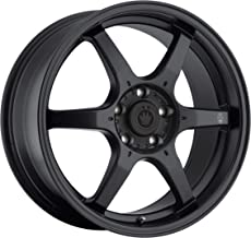 Konig Black Machined Wheel (16x7