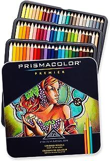 サンフォード プリズマカラー プレミア 色鉛筆 72色セット [並行輸入品]